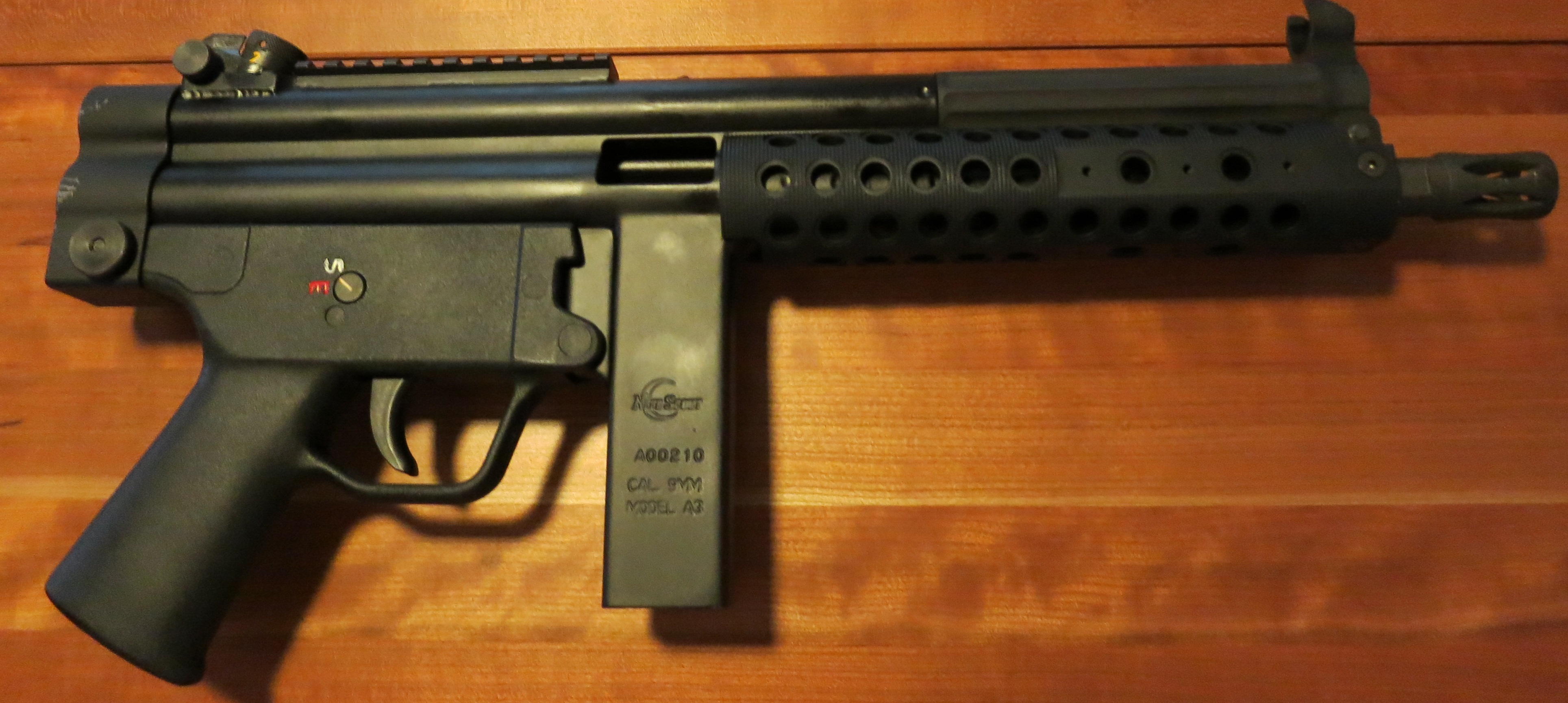 For sale trade imi uzi carbine made in israel 9mm - As Mentioned In My Vmht Ar 15 Uzi Magazine Adapter Review I Am A Big Fan Of Re Using Magazines That I Already Own I Was Able To Find A Way To Use My