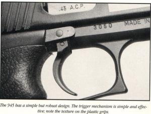945c trigger guard